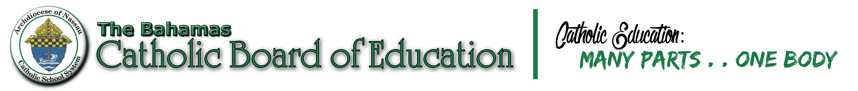 Catholic Board of Education Logo